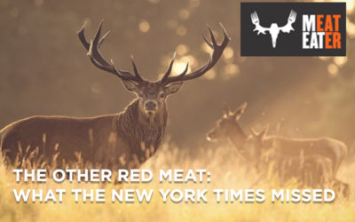 The Other Red Meat: What the New York Times Missed in a Recent Article