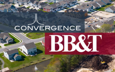 Convergence Establishes Relationship with New Financing Partner