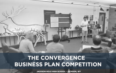 Convergence Hosts 8th Jackson Hole High School Business Competition